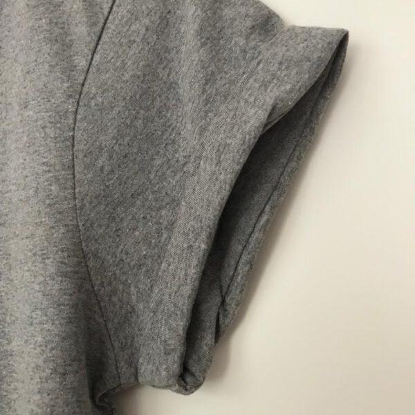 Si Señor panter on grey shirt